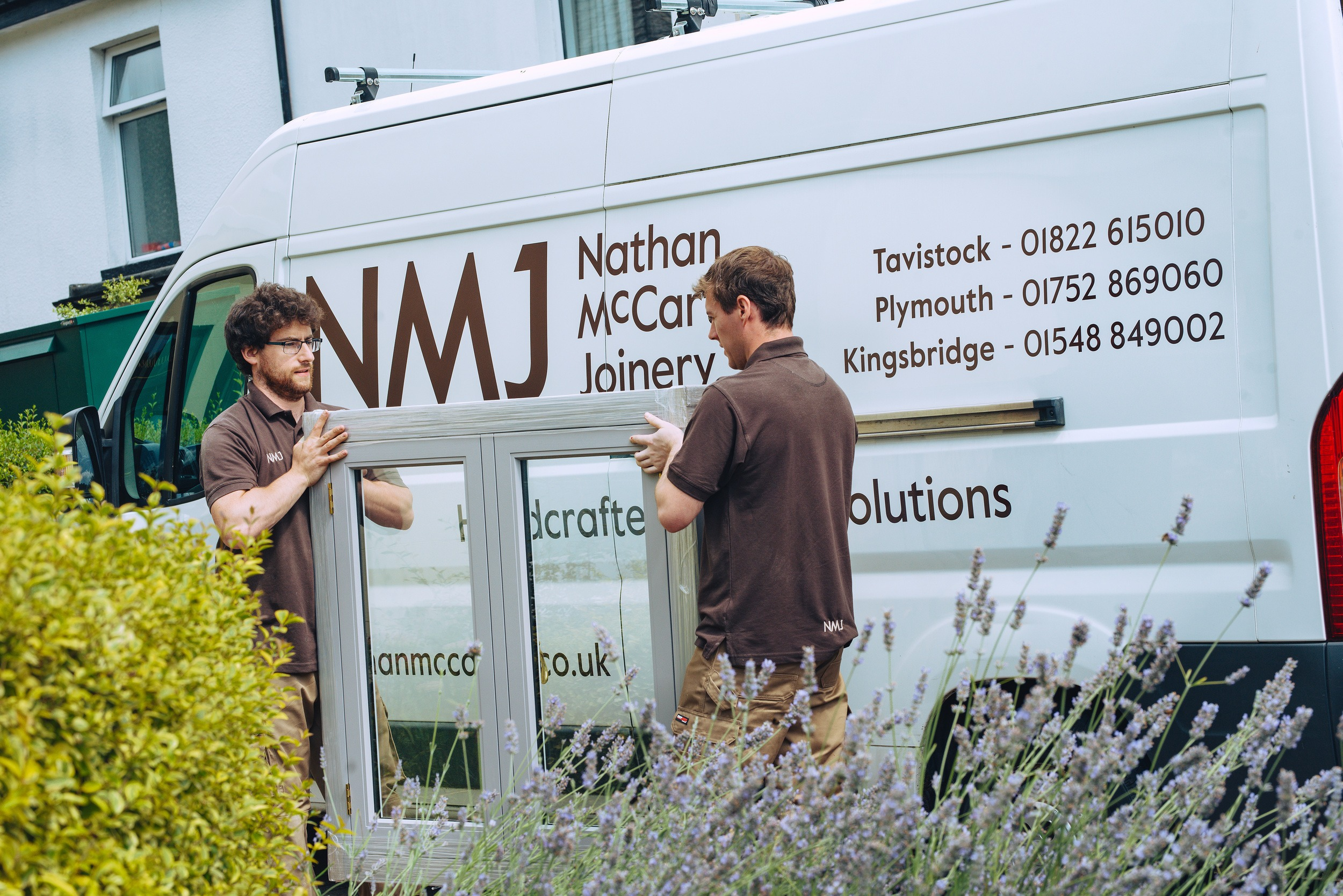 Nathan McCarter Joinery full service